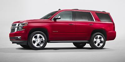 2018 Chevrolet Tahoe 2WD LT Blue Sport Utility. A Chevrolet Tahoe at