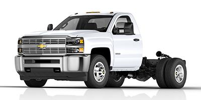 2018 Chevrolet Silverado 3500HD Vehicle Photo in Greensboro, NC 27405