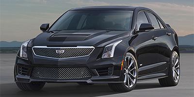 New 2018 Cadillac Ats V Sedan From Your Oakville On Dealership