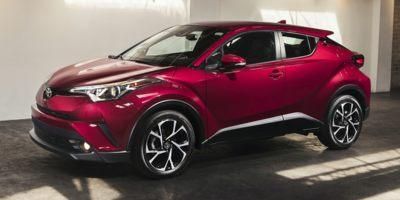 2018 Toyota C-HR Vehicle Photo in Oshkosh, WI 54904