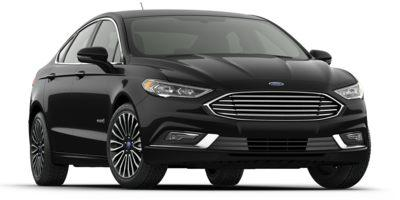 2018 Ford Fusion Hybrid Vehicle Photo in Colorado Springs, CO 80905
