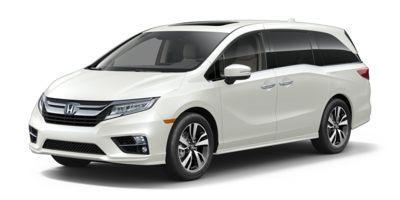 2018 Honda Odyssey Vehicle Photo in Middleton, WI 53562