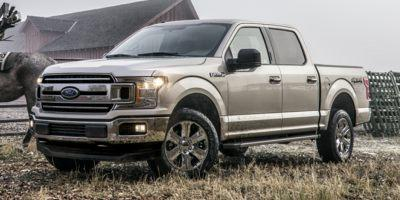 2018 Ford F-150 Vehicle Photo in Manhattan, KS 66502
