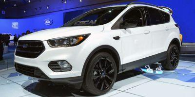 2018 Ford Escape Vehicle Photo in Anchorage, AK 99515