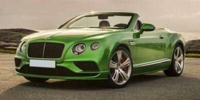2018 Bentley Continental Vehicle Photo in Northbrook, IL 60062