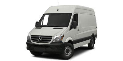 2018 Mercedes-Benz Sprinter Cargo Van Vehicle Photo in Appleton, WI 54913