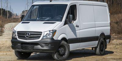 2018 Mercedes-Benz Sprinter Cargo Van Vehicle Photo in Houston, TX 77079