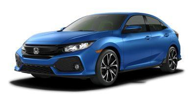 2018 Honda Civic Hatchback Vehicle Photo In Paris, TX 75460