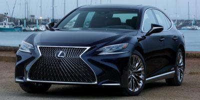 2018 Lexus LS 500h Vehicle Photo in Akron, OH 44312