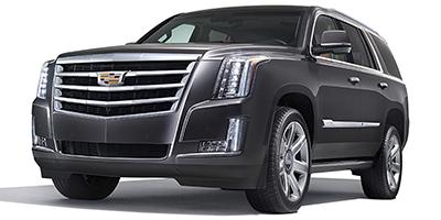 2019 Cadillac Escalade Esv Jet Black Perforated Leather Appointed