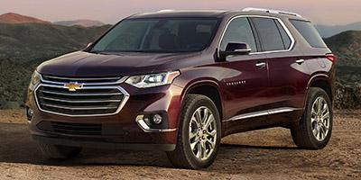2019 Chevrolet Traverse Vehicle Photo in Norwich, NY 13815