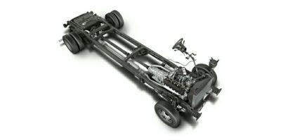 E-Series Stripped Chassis