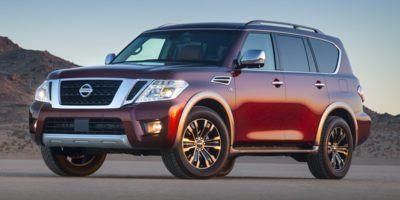 Beautiful Nissan Armada SV