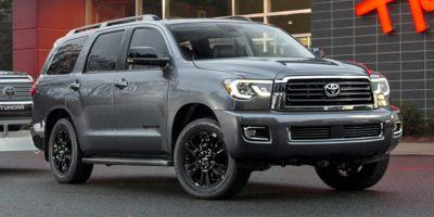 2019 Toyota Sequoia Vehicle Photo in Oshkosh, WI 54904