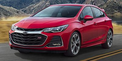 2019 Chevrolet Cruze Vehicle Photo in Owensboro, KY 42303