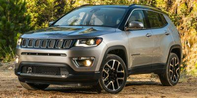 2019 Jeep Compass Vehicle Photo in Houston, TX 77074