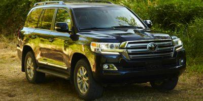 2019 Toyota Land Cruiser Vehicle Photo in Oshkosh, WI 54904