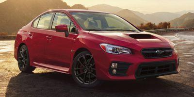 New 2019 Subaru Wrx Premium Cvt