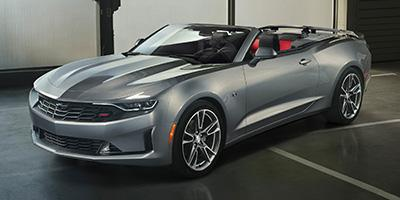 2019 Chevrolet Camaro Vehicle Photo in Manhattan, KS 66502