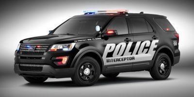 2019 Ford Police Interceptor Utility Vehicle Photo in Neenah, WI 54956-3151