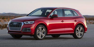 Colorado Springs White 2019 Audi Q5 New Suv For Sale A219050