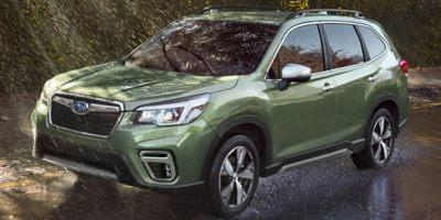 Ice Silver 2019 Subaru Forester For Sale At Bergstrom Automotive