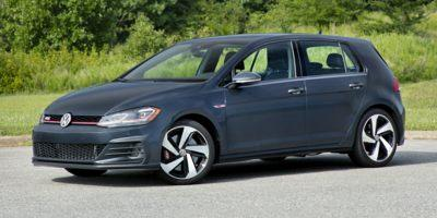 2019 Volkswagen Golf Gti Vehicle Photo In San Antonio Tx 78257
