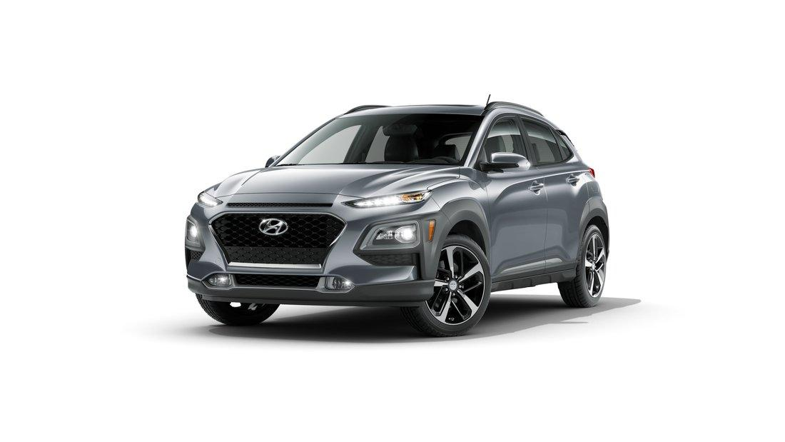 2018 Hyundai Kona Vehicle Photo in Great Falls, MT 59401