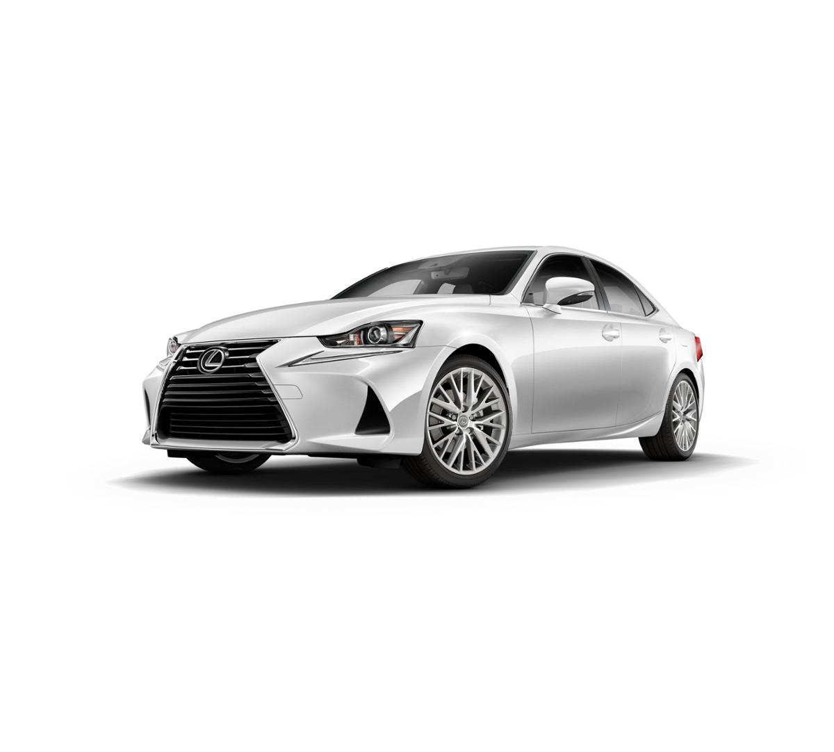 2017 Lexus IS Turbo Vehicle Photo in Houston, TX 77546