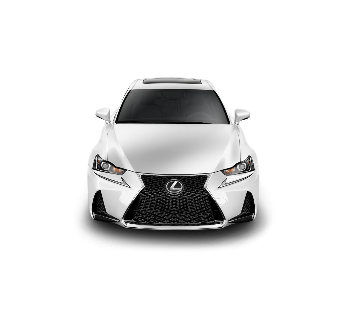 Towson Ultra White 2017 Lexus IS 300: Certified Car For