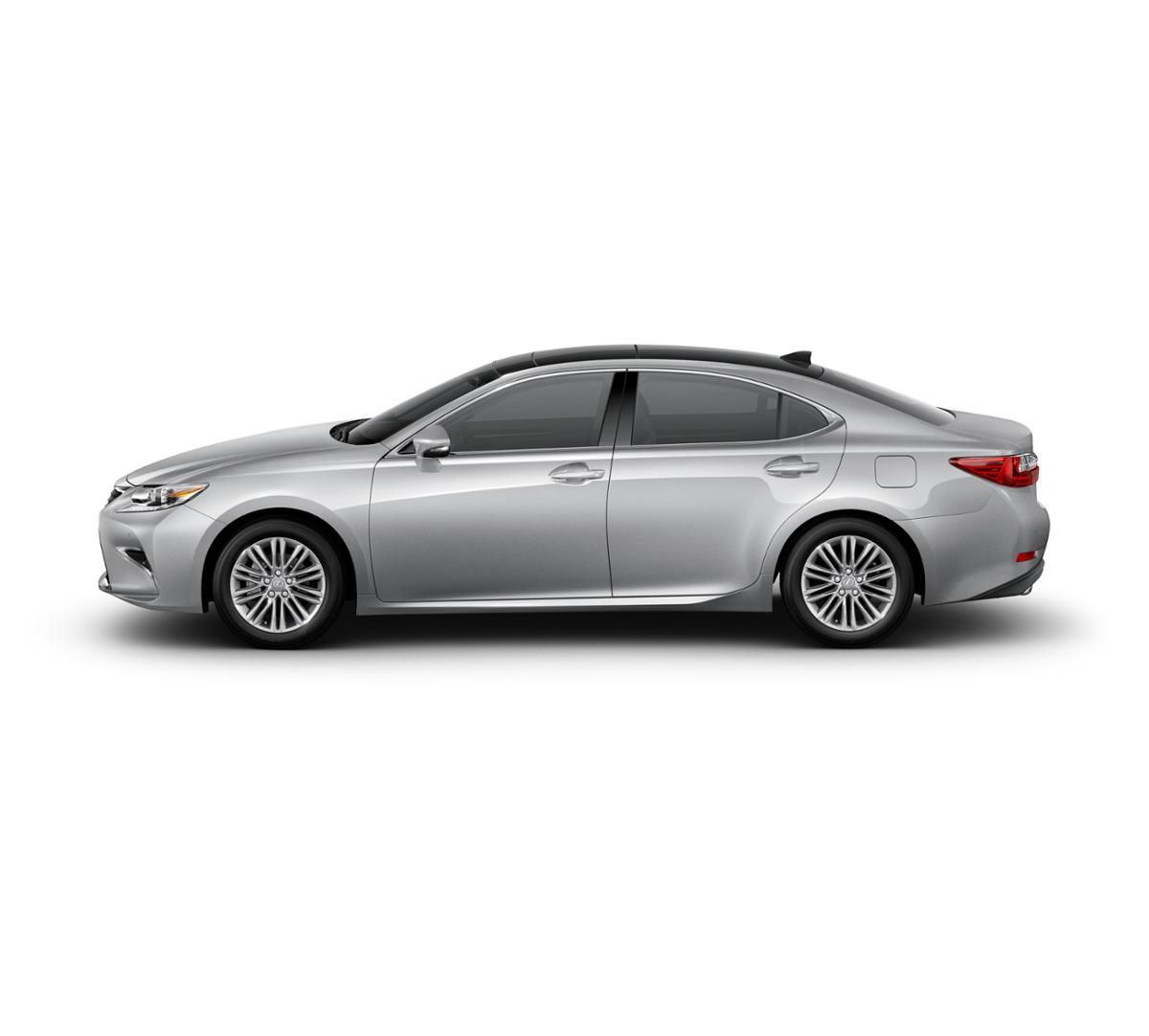 Owings Mills Lexus >> Owings Mills Silver Lining Metallic 2017 Lexus ES 350: Certified Car for Sale -TL26699