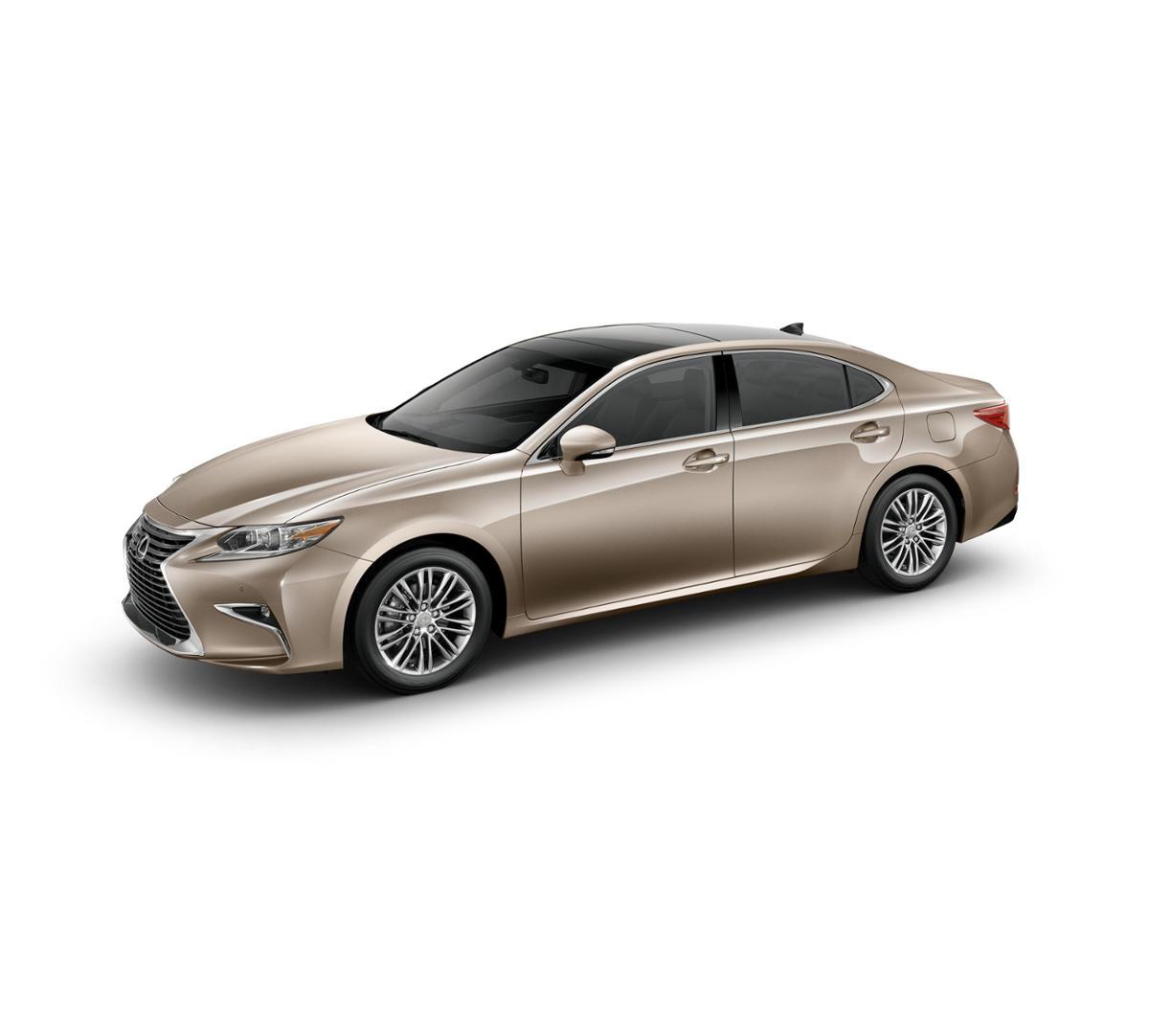 Herrin Gear Lexus >> 2017 Lexus ES 350 - Jackson, MS - Herrin-Gear Lexus - X19246A