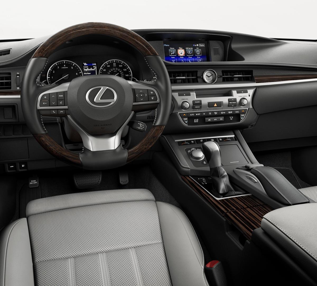 2017 Lexus ES 350 For Sale In San Juan 58ABK1GG8HU037138