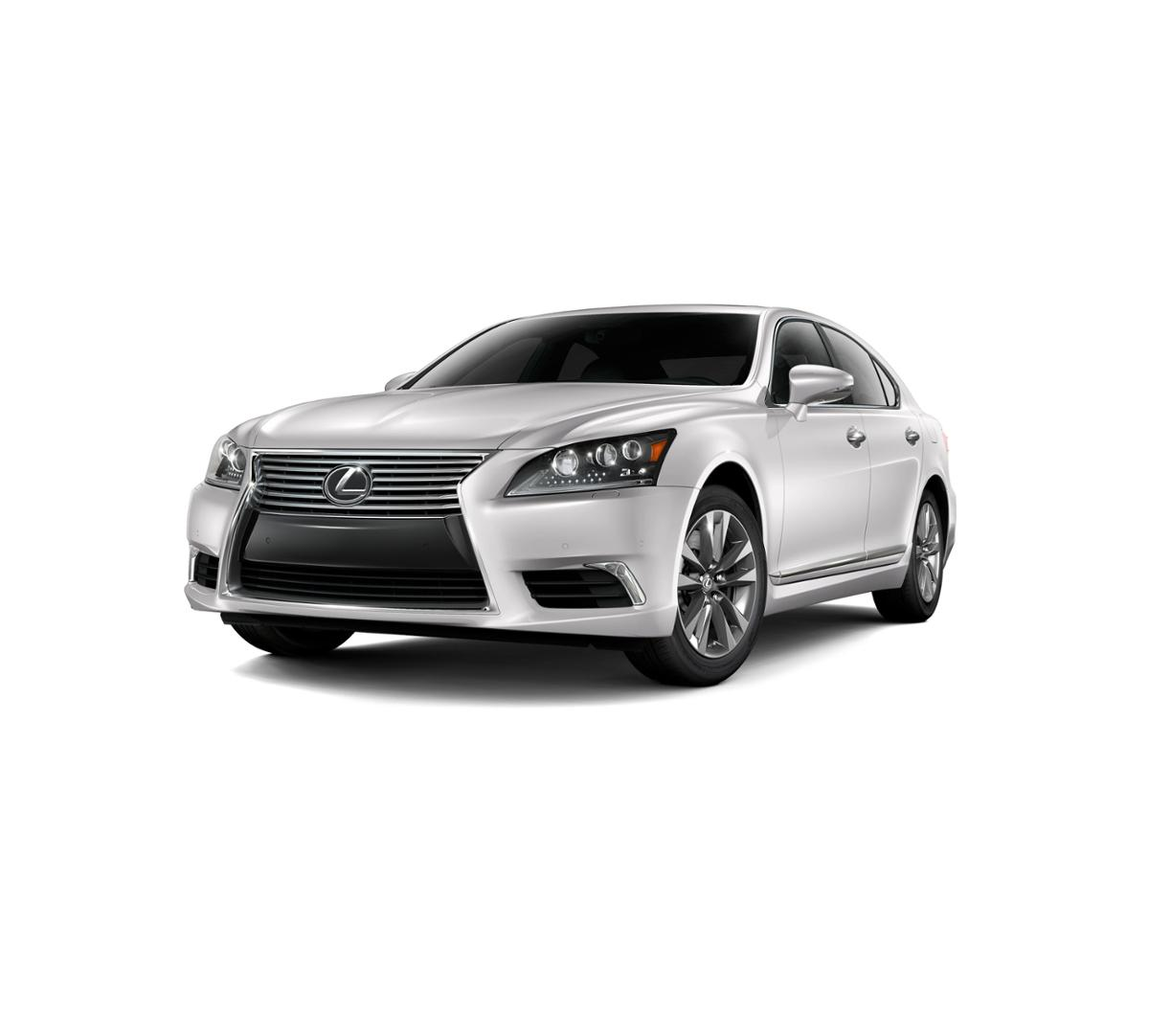 2013 Lexus Ls460 For Sale: Certified Eminent White Pearl 2017 Lexus LS 460 RWD For