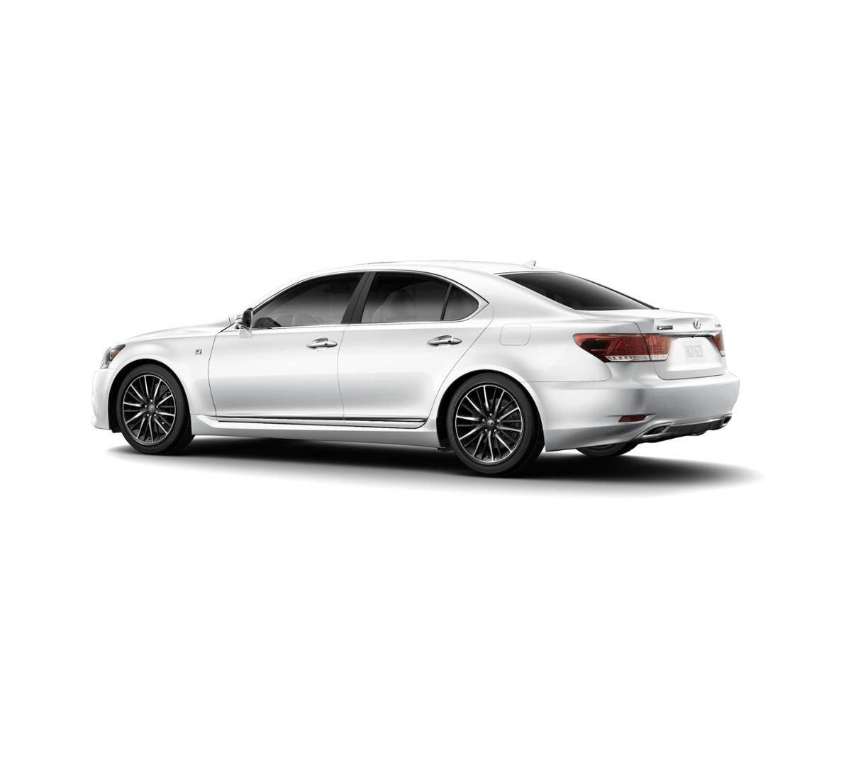 2013 Lexus Ls460 For Sale: Dallas Certified 2017 Lexus LS 460 Ultra White: Car For
