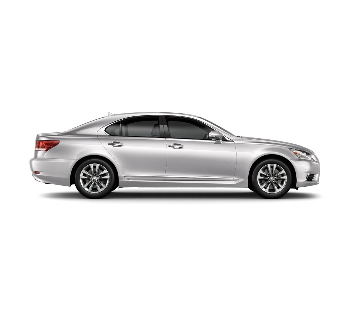 2013 Lexus 460 For Sale: Certified Eminent White Pearl 2017 Lexus LS 460 RWD For