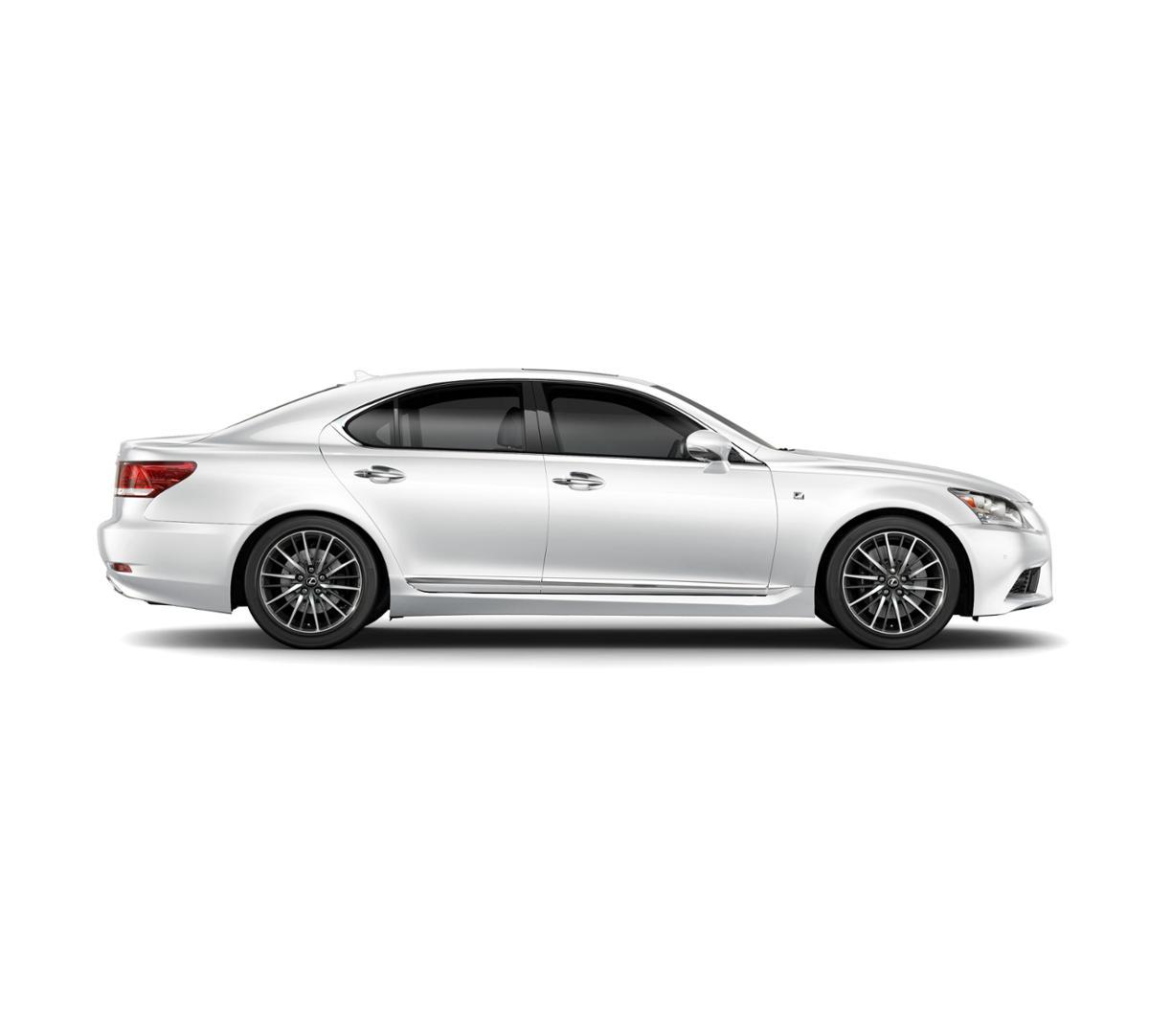 2017 Lexus LS 460 For Sale In San Antonio