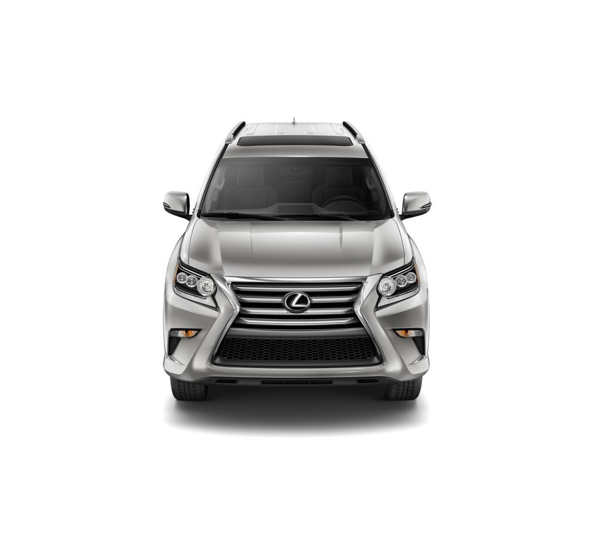 Fort Worth Used 2017 Lexus GX 460 Silver Lining Metallic
