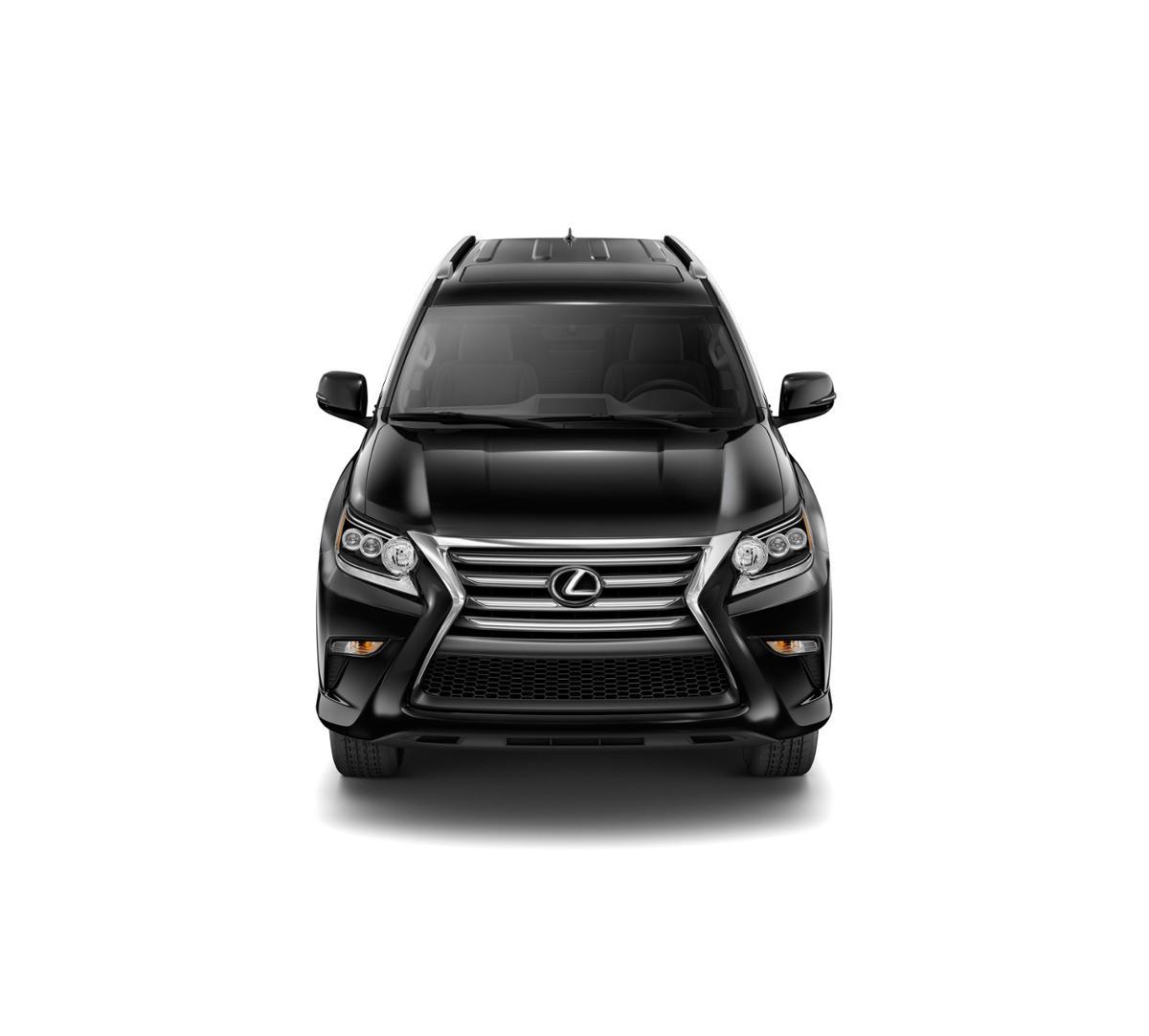 Newport News Black Onyx 2017 Lexus GX 460: Certified Suv ...