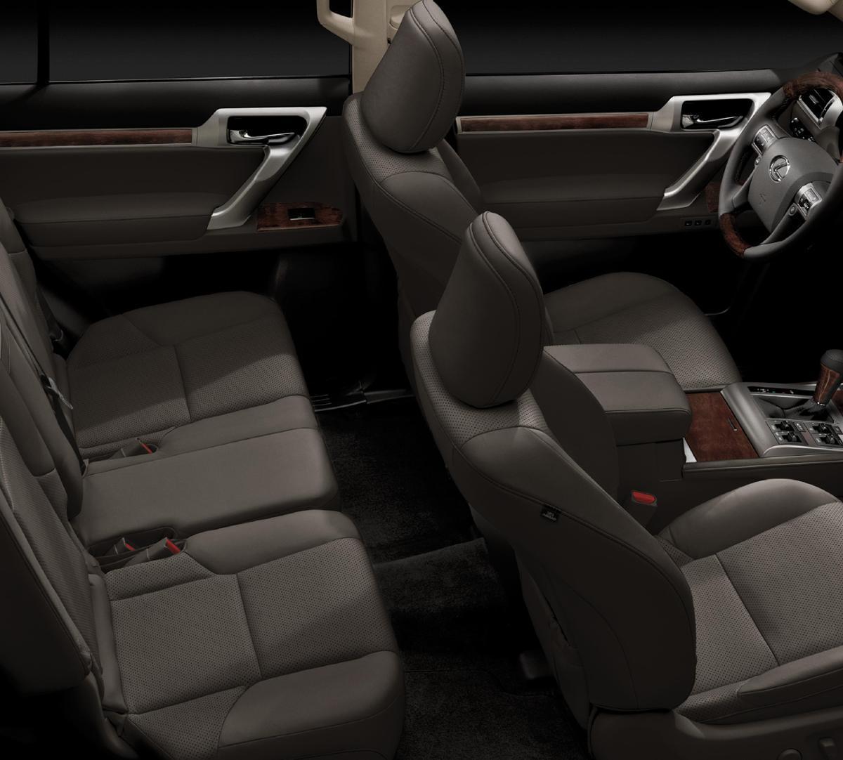 Certified Starfire Pearl 2017 Lexus GX 460 Premium 4WD In