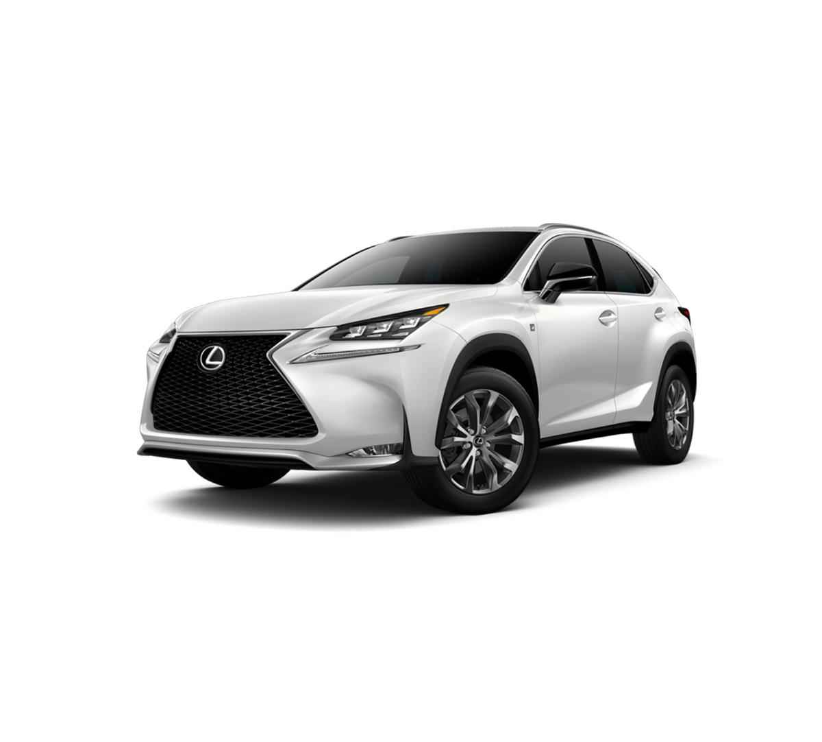 2017 Lexus NX Turbo Vehicle Photo in Sacramento, CA 95821