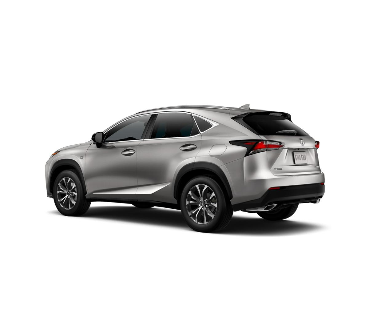 Used Lexus In Nj: 2017 Lexus NX Turbo F SPORT In Atomic Silver For Sale In