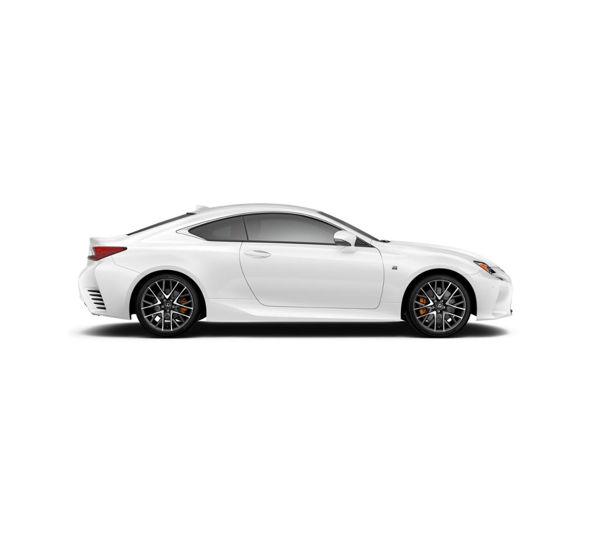 2017 Lexus Rc Exterior: 2017 Lexus RC Turbo For Sale In San Antonio