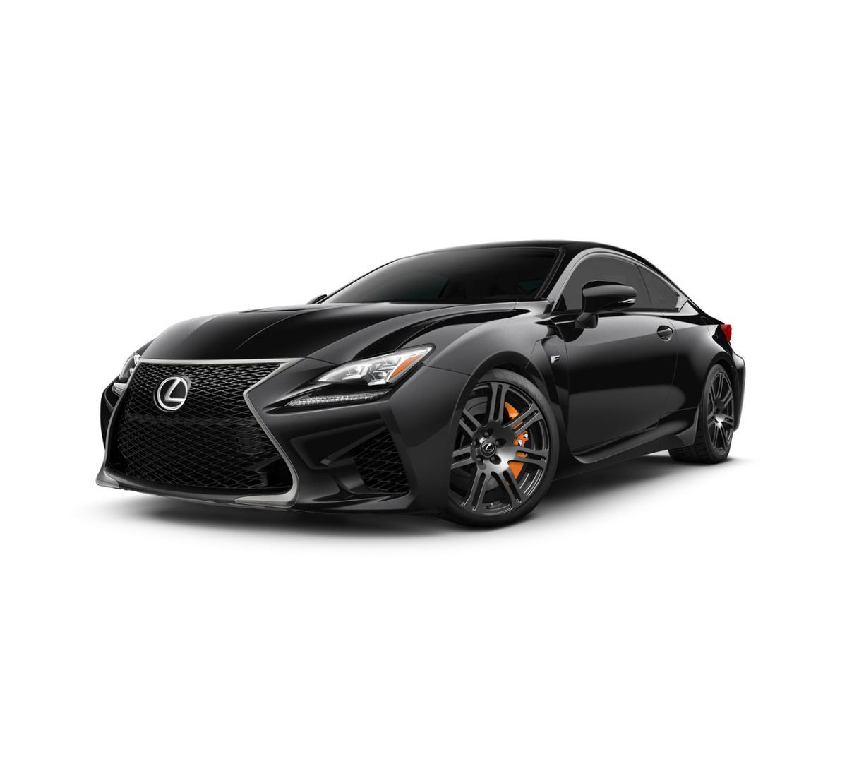 2017 Lexus RC F For Sale In San Jose