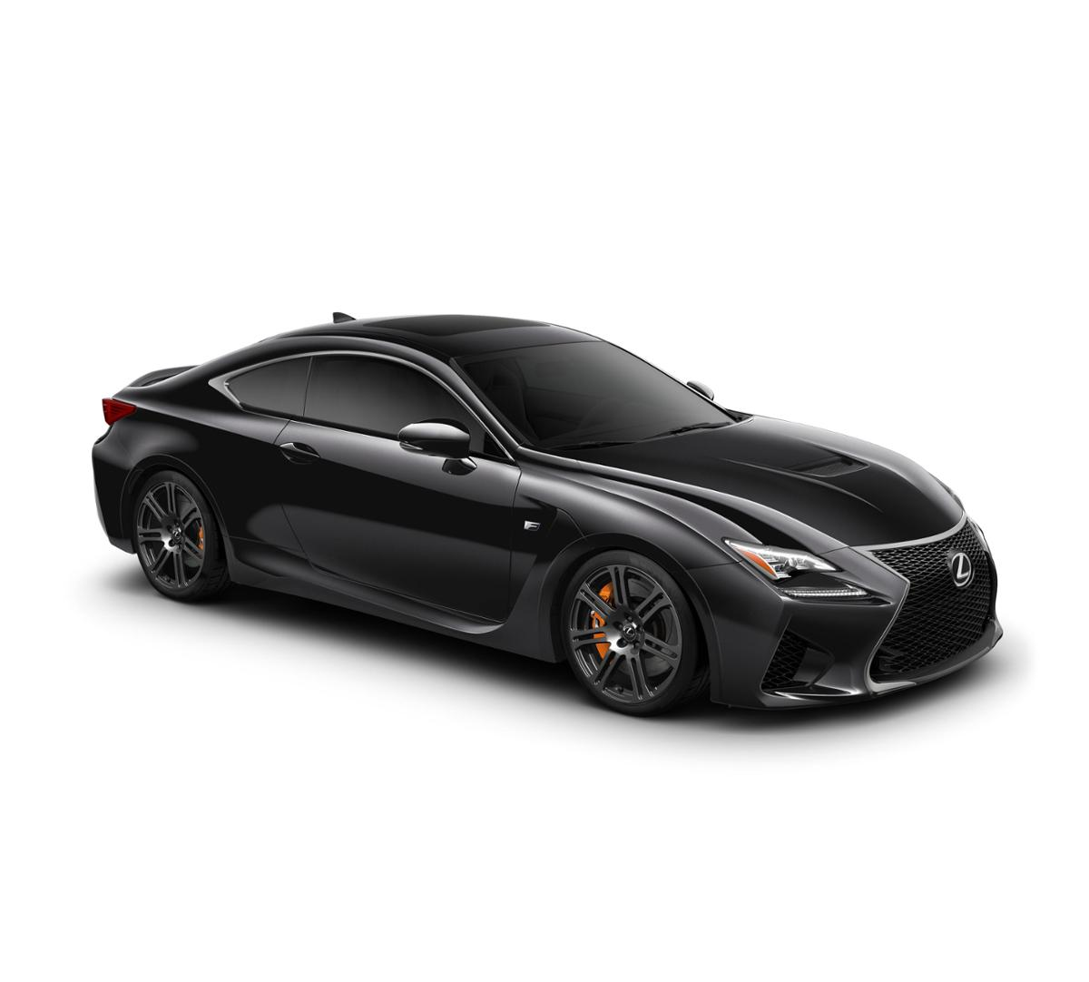 2017 Lexus Rc Exterior: Towson Caviar 2017 Lexus RC F: Certified Car For Sale -TY22224