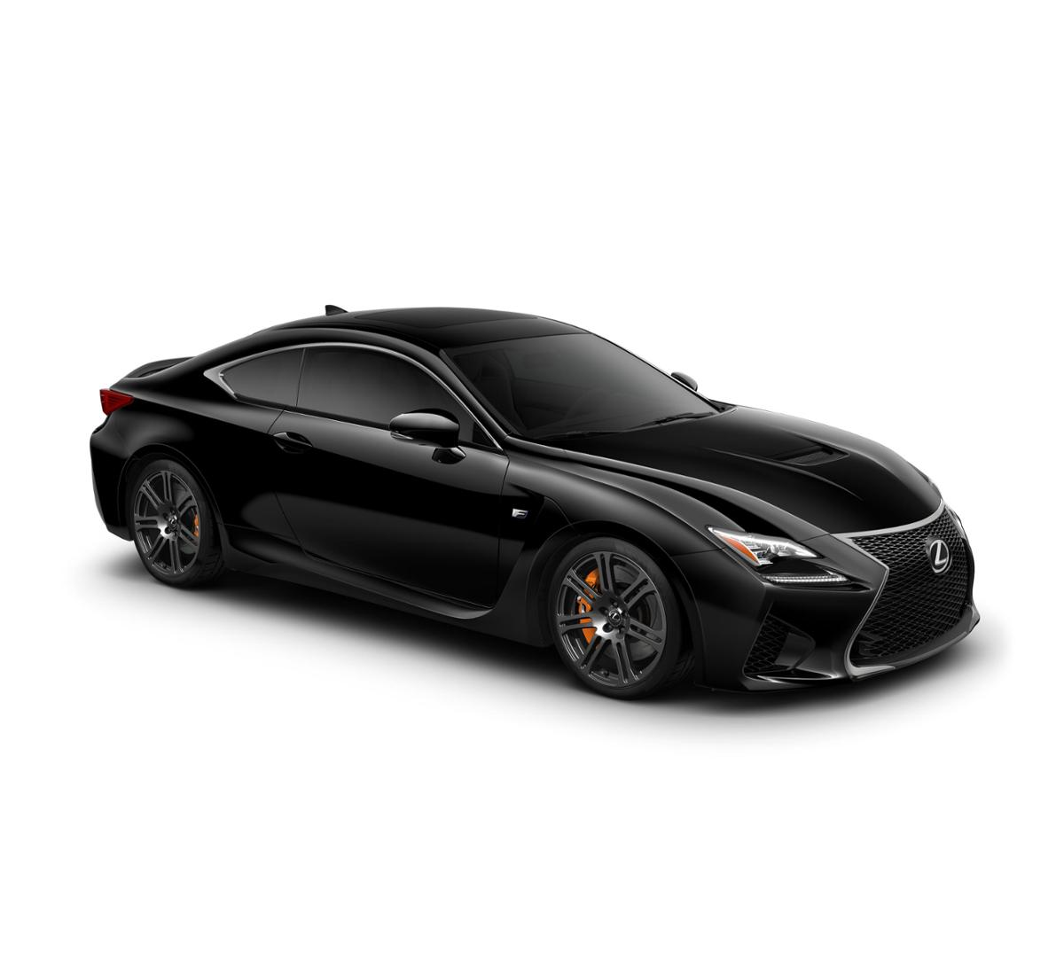 2017 Lexus Rc Exterior: Oakland Obsidian 2017 Lexus RC F Car For Sale