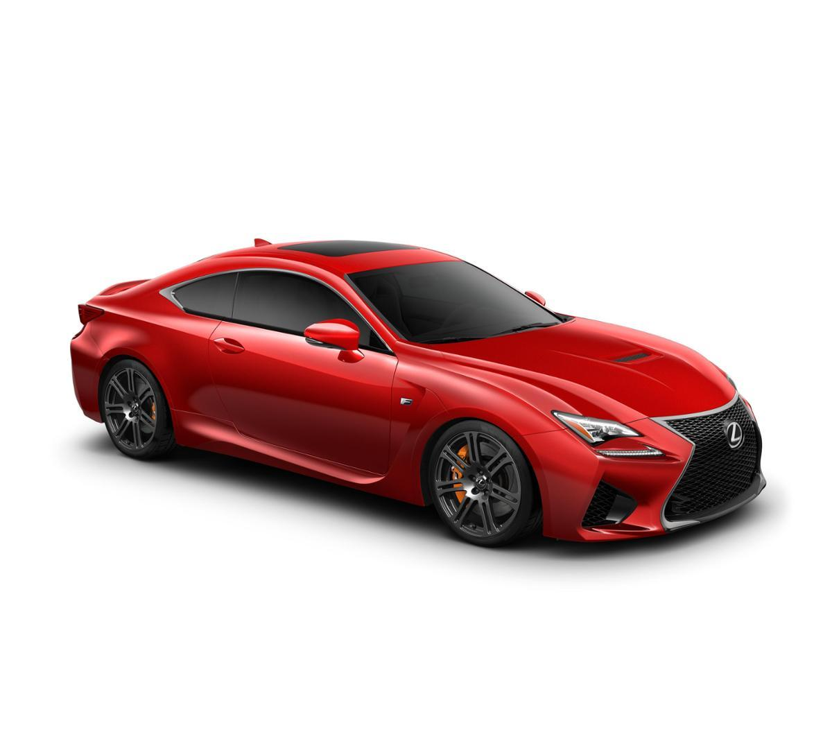 2017 Lexus Rc Exterior: 2017 Lexus RC F For Sale In San Antonio