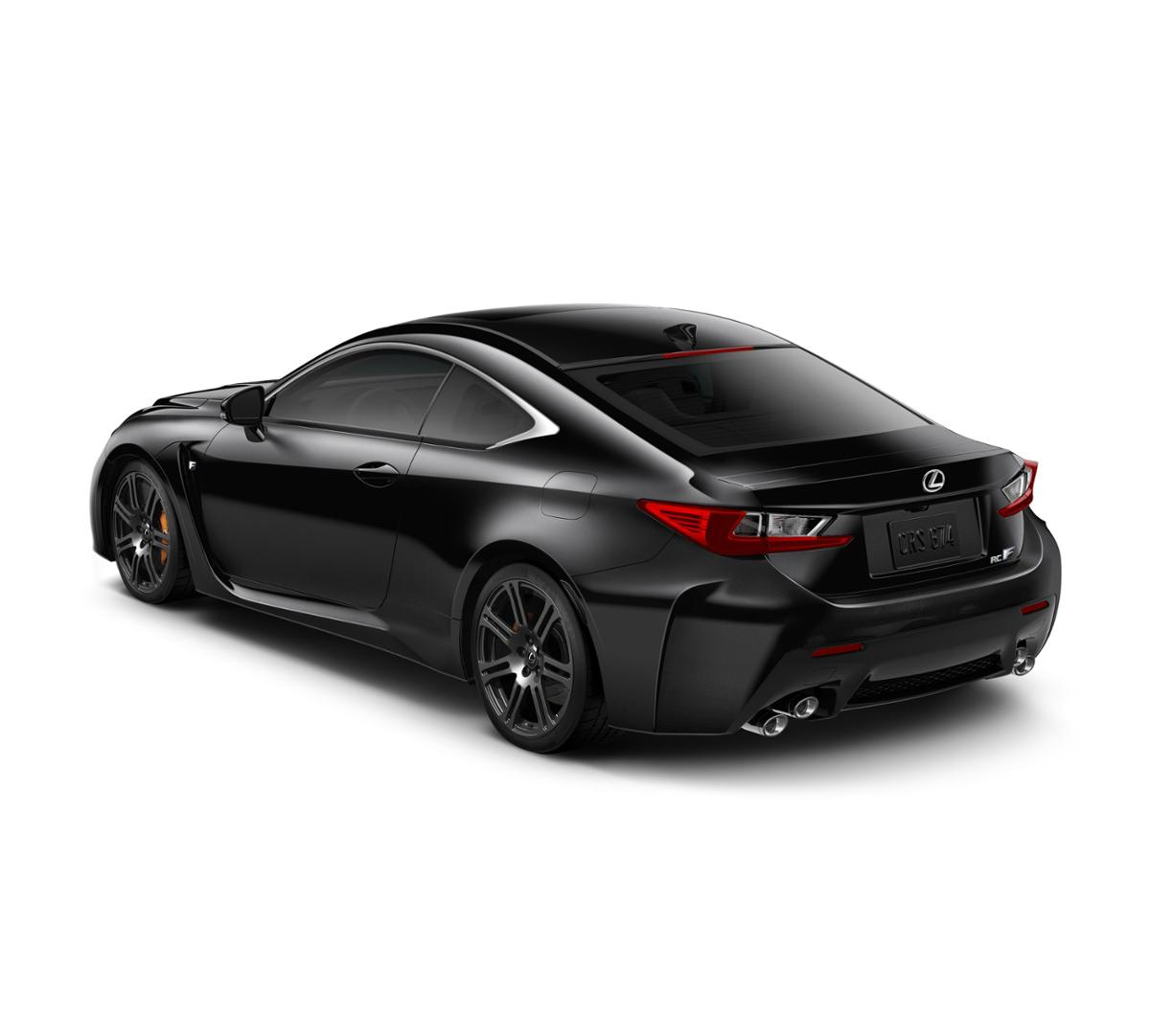 2017 Lexus Rc Exterior: Towson Caviar 2017 Lexus RC F: Used Car For Sale -TY22224