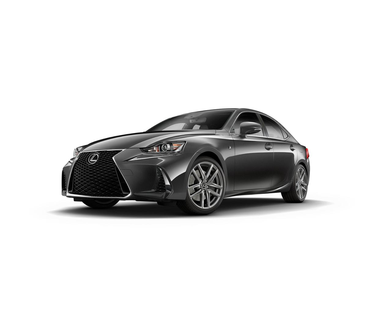 2018 Lexus IS 350 Vehicle Photo in Santa Monica, CA 90404