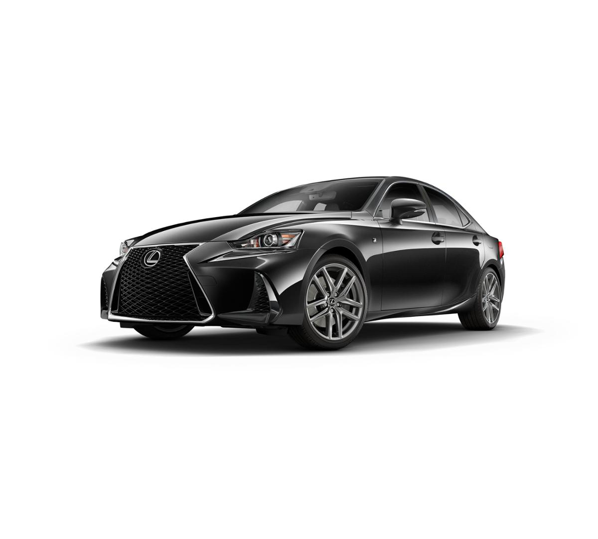Used Lexus Is350: 2018 Lexus IS 350